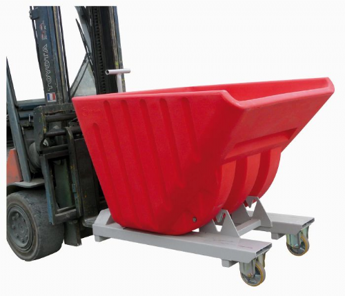 GM Polyethylene Tipping Skip